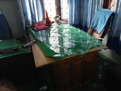 प्रचण्डको जिल्लामा अनेरास्वबियू बिच बिमेल र कुटाकाुट