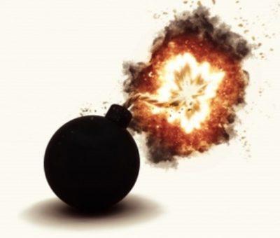 मालपोतमा बम बिष्फोट