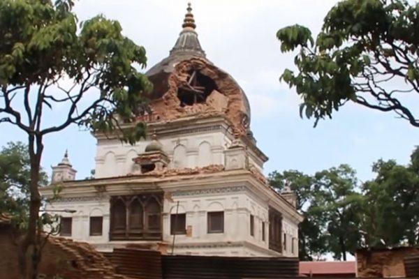 विश्वरूप मन्दिर पुनःनिर्माण गर्न पुरातत्वको स्वीकृति