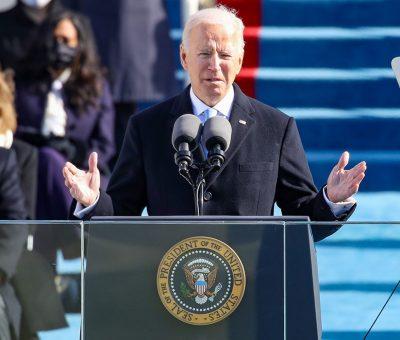 अमेरिकाको ४६औं राष्ट्रपतिमा जो बाइडेनले लिनुभयो सपथ