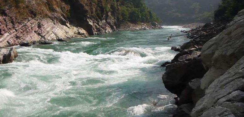 सेती नदी जलविद्युत् को 'पावर हाउस'को काम शुरु