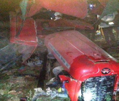 अपडेटः ट्र्याक्टर दुर्घटनामा मृत्यु हुनेको सङ्ख्या छ पुग्यो