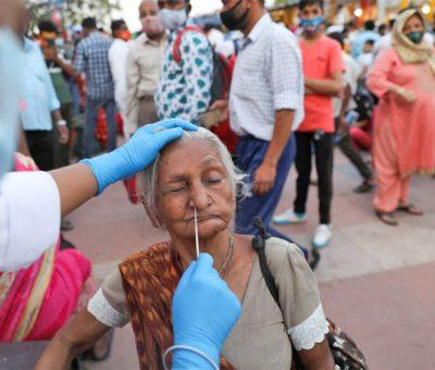 भारतमा थपिए ३८ हजार १६४ नयाँ सङ्क्रमित