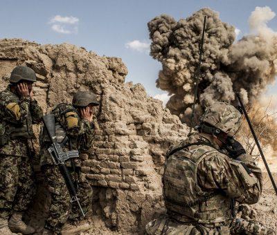 अफगानिस्तानमा भएको सुरक्षा कारवाहीमा ९५० तालिबान मारिए, ५०० घाइते