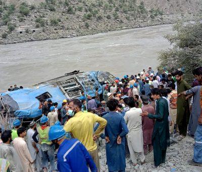 पाकिस्तानमा भएको सवारि दुर्घटनामा २७ को मृत्यु, ३० घाइते