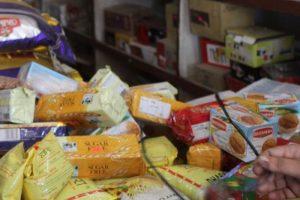 बाढी प्रभावित परिवारलाई खाद्य र गैरखाद्य सामग्री वितरण