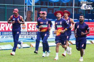 इपिएल : काठमाडौं र भैरहवाबीचको खेल रद्द, ललितपुर प्रतियोगिताबाट आउट